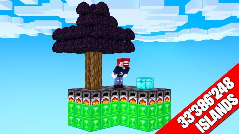 RANDOM SKYBLOCK on the Minecraft Marketplace by Doctor Benx