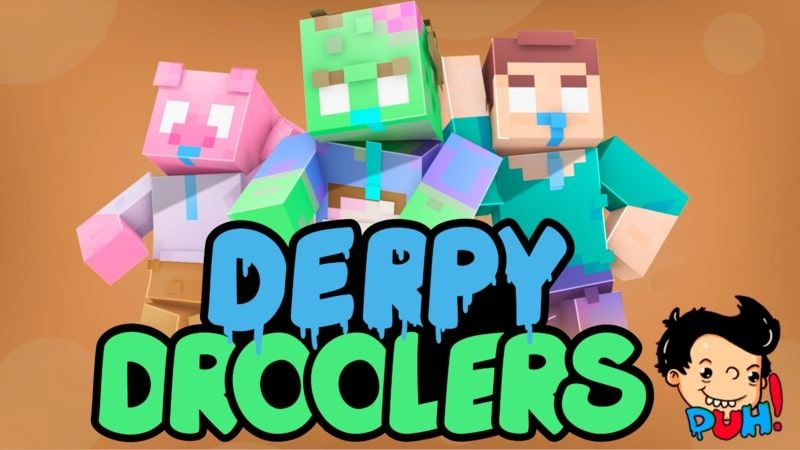 DerpyDroolers on the Minecraft Marketplace by Duh