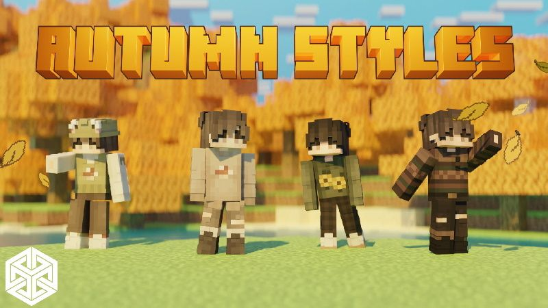 Autumn Styles on the Minecraft Marketplace by Yeggs