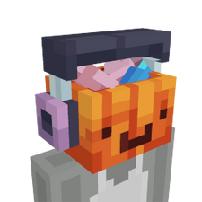 Derpy Pumpkin Head
