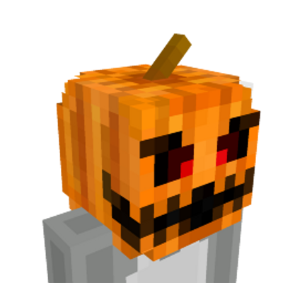Pumpkin Head on the Minecraft Marketplace by FTB