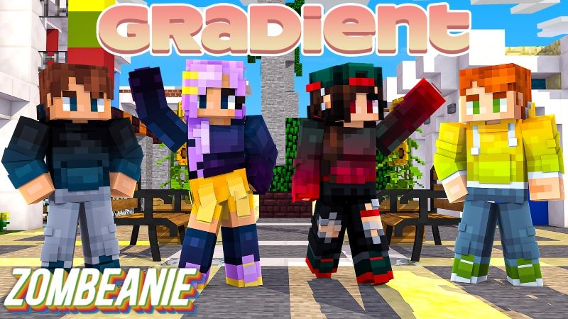 Gradient on the Minecraft Marketplace by Zombeanie