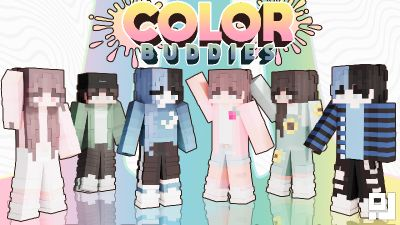 Color Buddies on the Minecraft Marketplace by inPixel