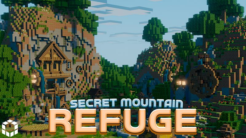 Secret Mountain Refuge on the Minecraft Marketplace by UnderBlocks Studios