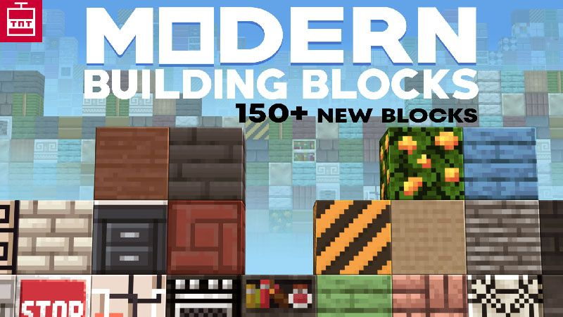 Modern Building Blocks on the Minecraft Marketplace by TNTgames