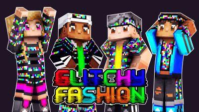 Glitchy Fashion on the Minecraft Marketplace by 57Digital