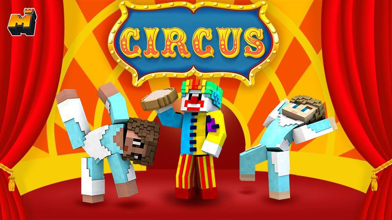 Circus on the Minecraft Marketplace by Mineplex