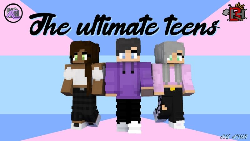 The Ultimate Teens on the Minecraft Marketplace by Builders Horizon