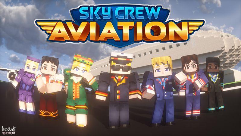 Sky Crew Aviation HD on the Minecraft Marketplace by LinsCraft