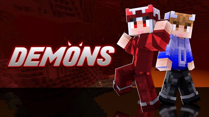 Demons on the Minecraft Marketplace by Nitric Concepts