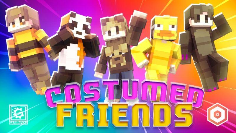 Costumed Friends