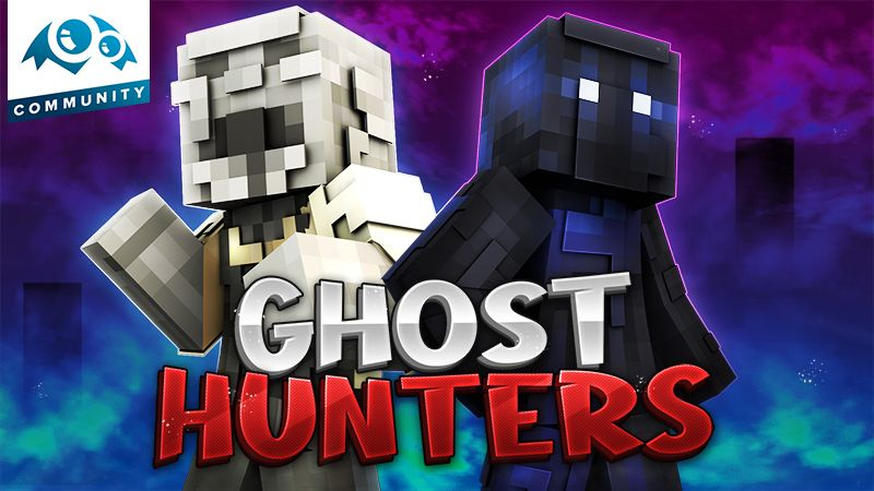 Ghost Hunters on the Minecraft Marketplace by Monster Egg Studios