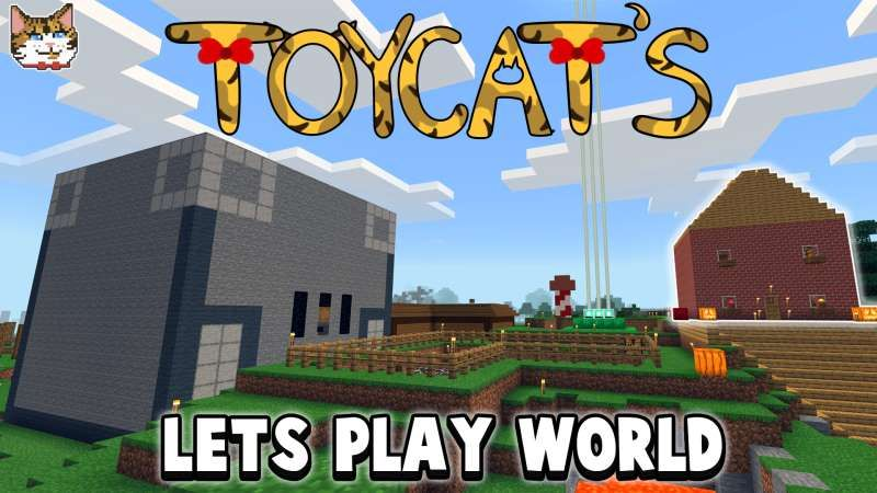 Toycat's Lets Play World
