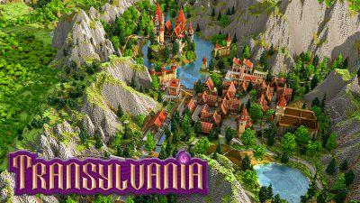 Transylvania on the Minecraft Marketplace by Impulse