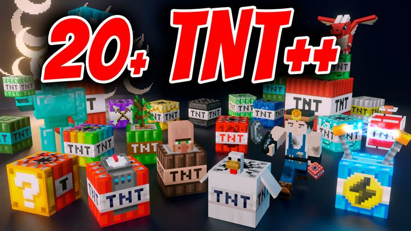 TNT on the Minecraft Marketplace by VoxelBlocks