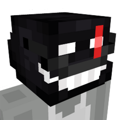 Creepy Horror Mask on the Minecraft Marketplace by TNTgames