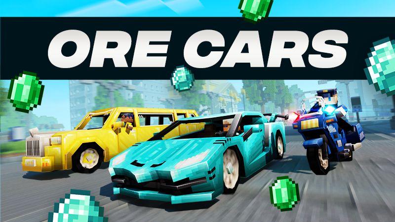 Ore Cars on the Minecraft Marketplace by Team Vaeron