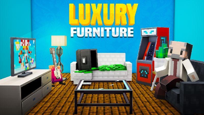 Luxury Furniture on the Minecraft Marketplace by Kubo Studios