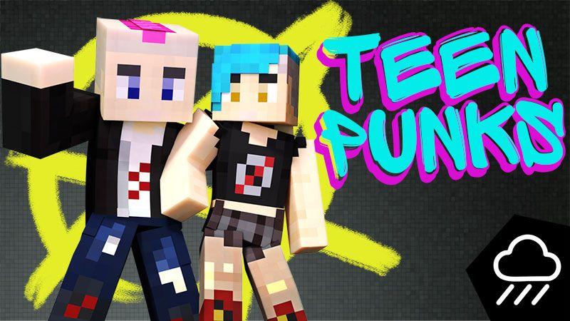 Teen Punks on the Minecraft Marketplace by Rainstorm Studios