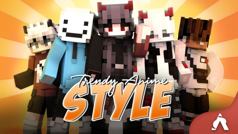 Trendy Anime Style on the Minecraft Marketplace by Atheris Games