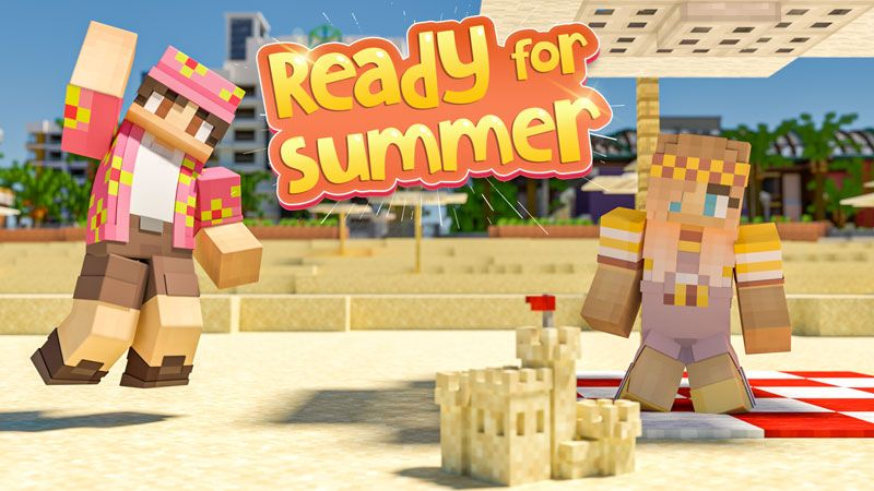 Ready For Summer on the Minecraft Marketplace by Blockception