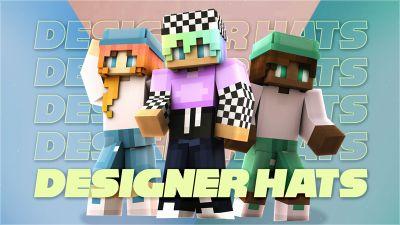 Designer Hats on the Minecraft Marketplace by Impulse