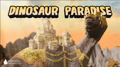 Dinosaur Paradise on the Minecraft Marketplace by Shaliquinn's Schematics