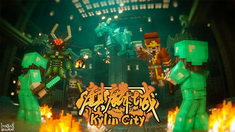 Kylin City on the Minecraft Marketplace by LinsCraft