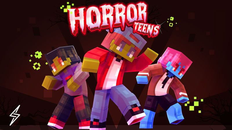 Horror Teens on the Minecraft Marketplace by Senior Studios