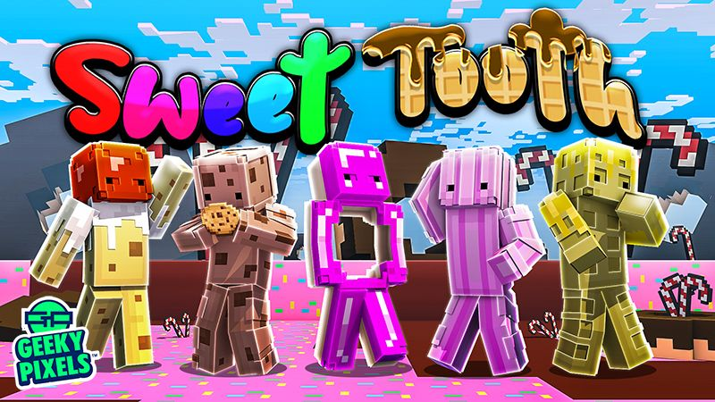 Sweet Tooth on the Minecraft Marketplace by Geeky Pixels