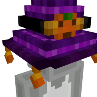 Witch Hat on the Minecraft Marketplace by Netherpixel