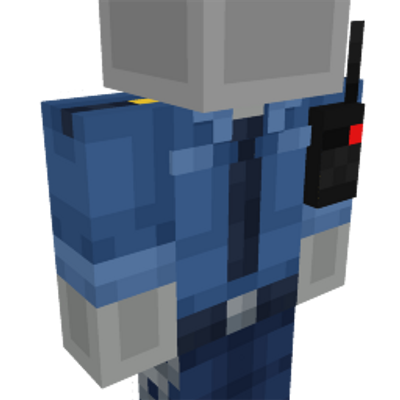 Police on the Minecraft Marketplace by Square Dreams