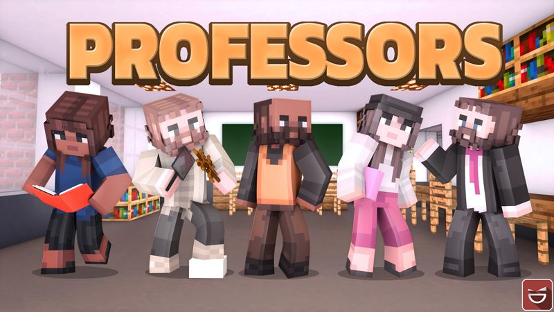 Professors on the Minecraft Marketplace by Giggle Block Studios