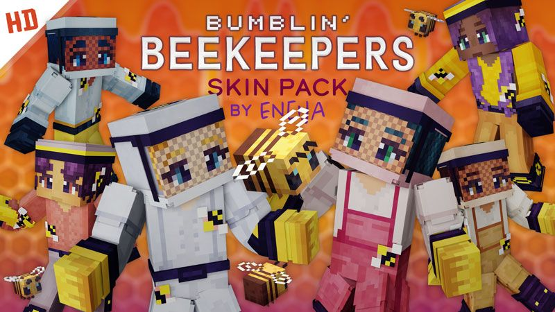 Bumblin BeeKeepers HD on the Minecraft Marketplace by Eneija