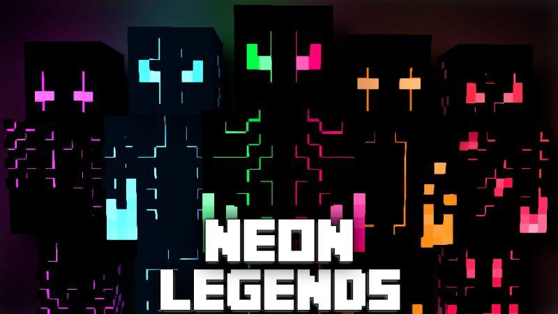Neon Legends on the Minecraft Marketplace by Pixelationz Studios