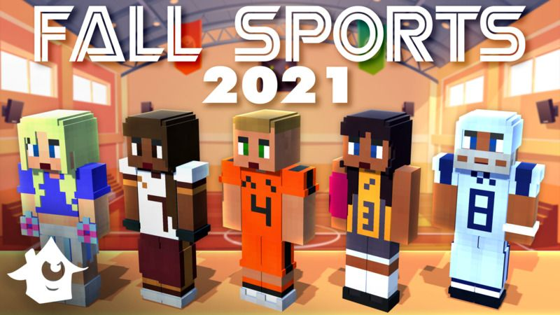 Fall Sports 2021 on the Minecraft Marketplace by House of How