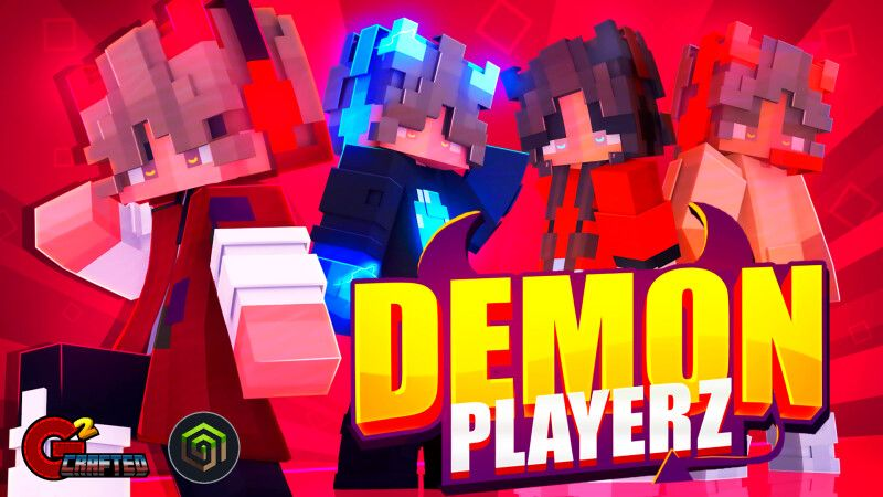 Demon Playerz on the Minecraft Marketplace by G2Crafted