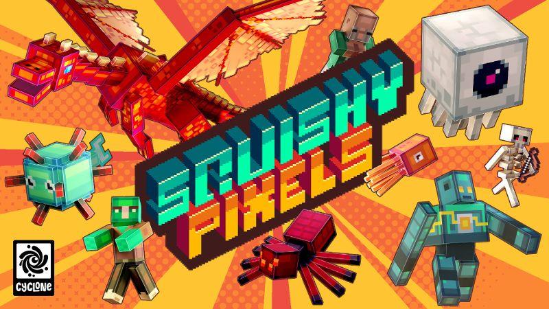Squishy Pixels Texture Pack