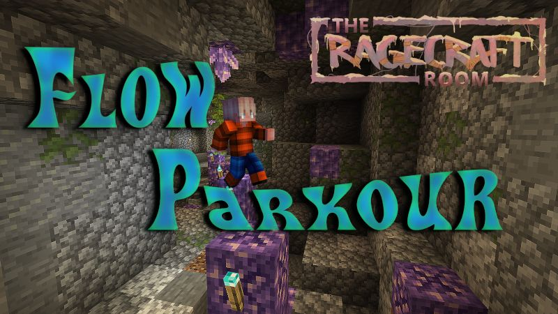 Flow Parkour on the Minecraft Marketplace by The Rage Craft Room