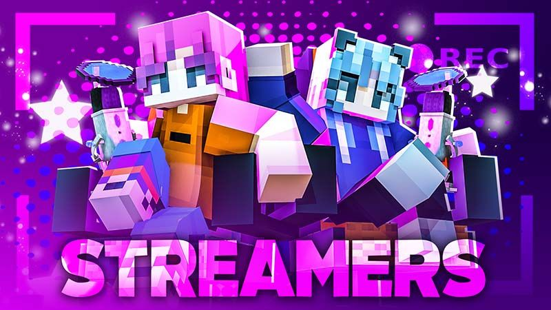 Streamers on the Minecraft Marketplace by Mine-North
