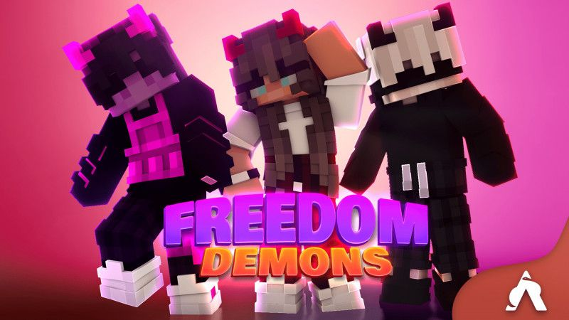 Freedom Demons on the Minecraft Marketplace by Atheris Games