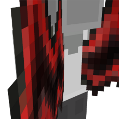 Red Demon Wings on the Minecraft Marketplace by Sova Knights