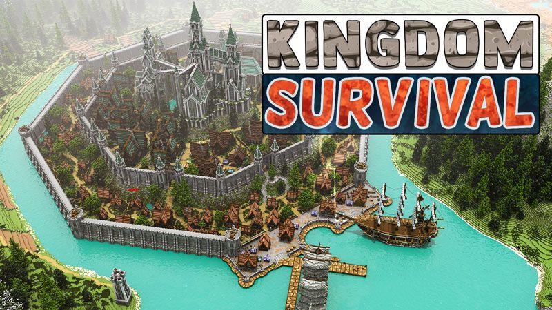 Kingdom Survival on the Minecraft Marketplace by Blockception