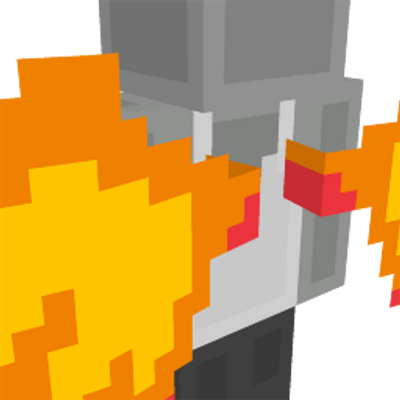 Phoenix Wings on the Minecraft Marketplace by Cyclone