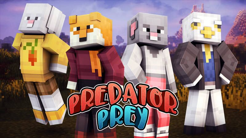 Predator and Prey on the Minecraft Marketplace by 57Digital