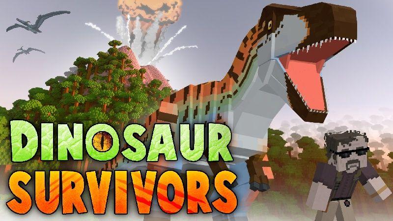 Dinosaur Survivors on the Minecraft Marketplace by CompyCraft
