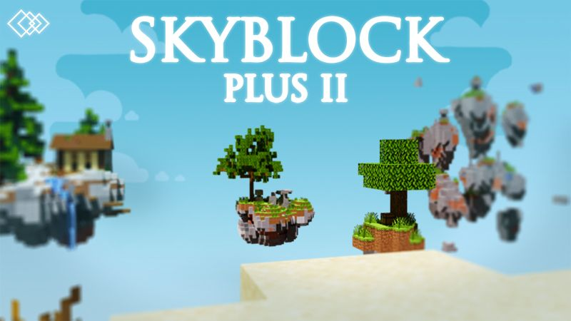 Skyblock Plus 2 on the Minecraft Marketplace by Tetrascape