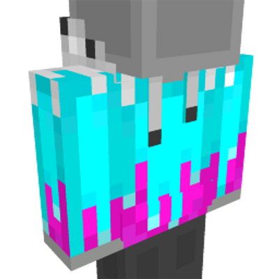 RGB Hoodie on the Minecraft Marketplace by MobBlocks