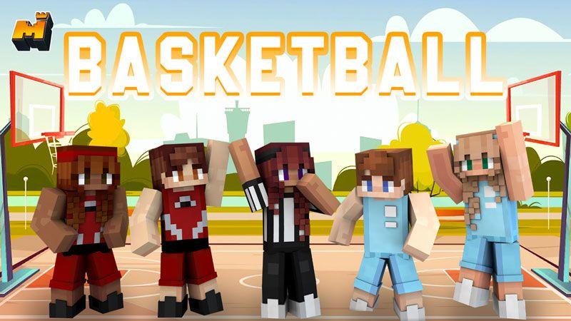 Basketball on the Minecraft Marketplace by Mineplex
