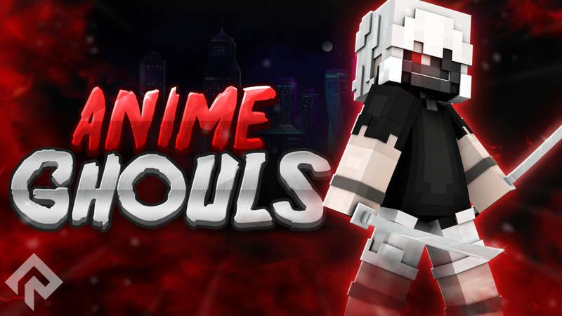 Anime Ghouls on the Minecraft Marketplace by RareLoot